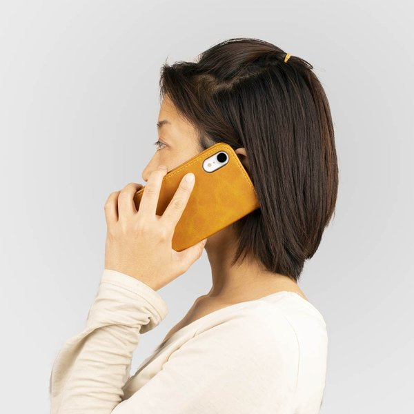 iPhone8 iPhone7 iPhone6 iPhone6s ケース アイホン8 アイフォン7 アイフォーン6 手帳型 カバー 送料無料 レザー 革 ブラウン レッド 赤 茶色 財布型 高級 eurokohaku 05