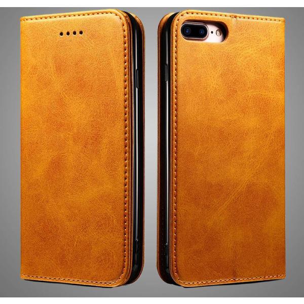 iPhone8 iPhone7 iPhone6 iPhone6s ケース アイホン8 アイフォン7 アイフォーン6 手帳型 カバー 送料無料 レザー 革 ブラウン レッド 赤 茶色 財布型 高級 eurokohaku 08