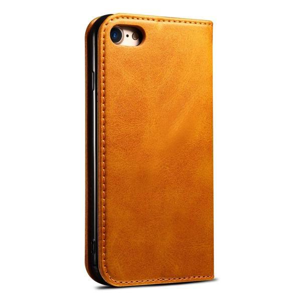 iPhone8 iPhone7 iPhone6 iPhone6s ケース アイホン8 アイフォン7 アイフォーン6 手帳型 カバー 送料無料 レザー 革 ブラウン レッド 赤 茶色 財布型 高級 eurokohaku 10
