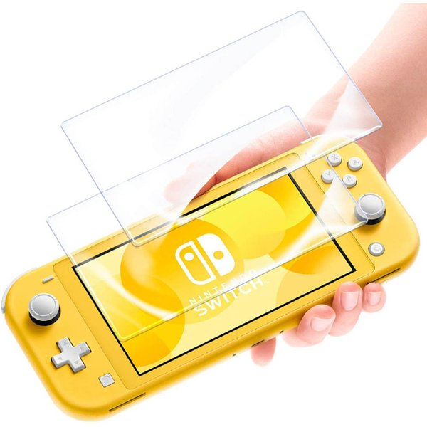 Nintendo Switch 任天堂スイッチ 保護フィルム 2枚セット 強化ガラス ブルーライト カット 液晶保護 ニンテンドースイッチ ガラスフィルム 耐衝撃 飛散防止|eurokohaku|10