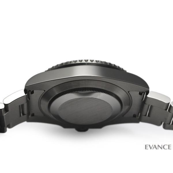ロレックス サブマリーナデイト 116610LN ブラック ランダム番 メンズ ROLEX (中古)|evance-web|05