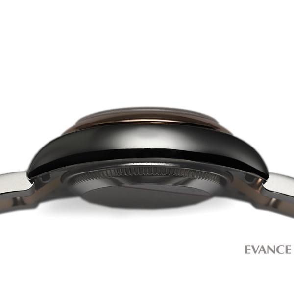 ロレックス デイトジャスト 179161 ブラックコンセントリック レディース ROLEX (中古)|evance-web|05
