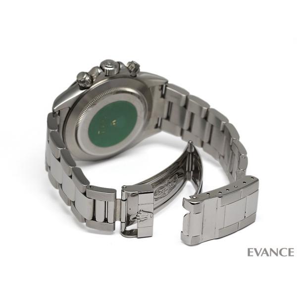 ロレックス デイトナ 16520 ブラック A9番台 メンズ ROLEX (中古)|evance-web|08