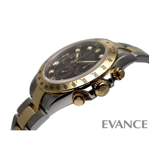 ロレックス エクスプローラーI 14270 A番 メンズ ROLEX (中古)|evance-web|06