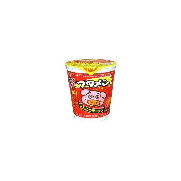 ブタメン、とんこつ 30入【駄菓子】