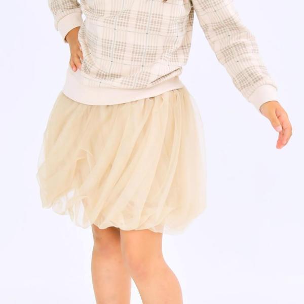 レギンス付きスカート 子供服 レギンス チュチュスカート カラバリ レース 子ども服 女の子 キッズ用 80 90 100 110 120 130|evercloset|06