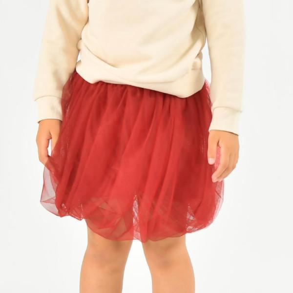 レギンス付きスカート 子供服 レギンス チュチュスカート カラバリ レース 子ども服 女の子 キッズ用 80 90 100 110 120 130|evercloset|08