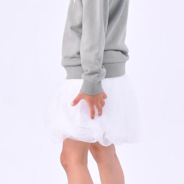 レギンス付きスカート 子供服 レギンス チュチュスカート カラバリ レース 子ども服 女の子 キッズ用 80 90 100 110 120 130|evercloset|10