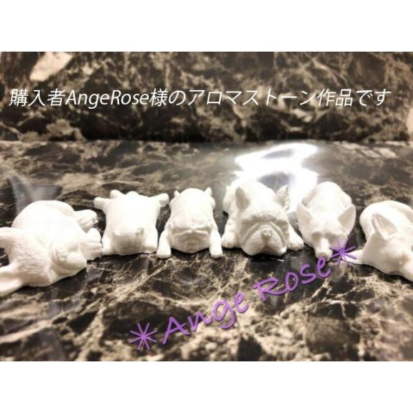 犬 猫 動物 シリコンモールド レジン アロマストーン 手作り 石鹸 キャンドル 樹脂 粘土 オルゴナイト 型 抜き型|evergarden|06