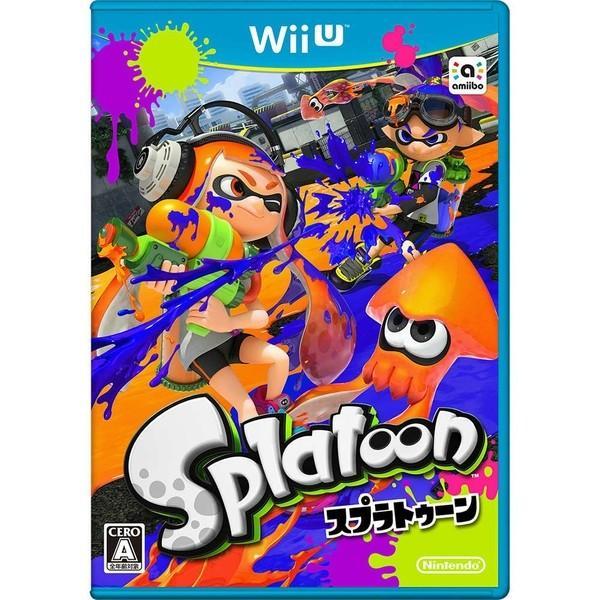 [Wii U]Splatoon(スプラトゥーン)【メール便限定品★送料無料・代引不可】|evergreen-imt