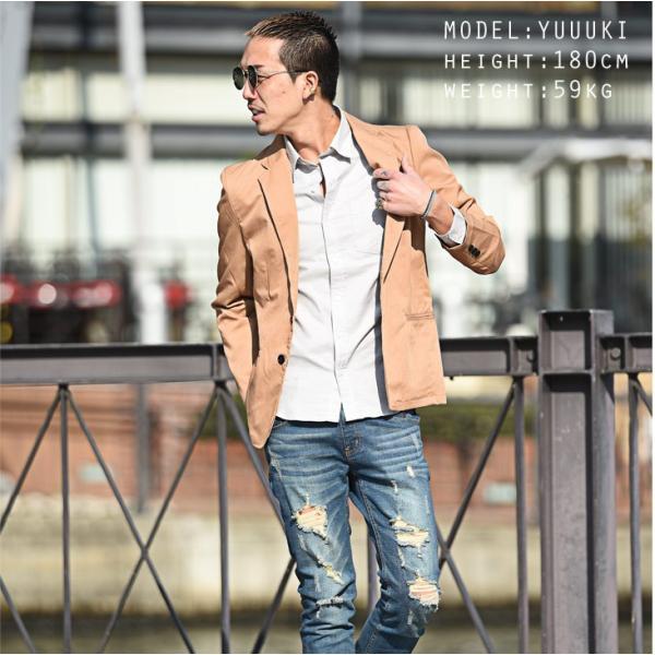 シャツ メンズ 長袖シャツ 長袖 メンズシャツ ワイシャツ Yシャツ コットンシャツ ストレッチ物服 メンズファッション|evergreen92|08