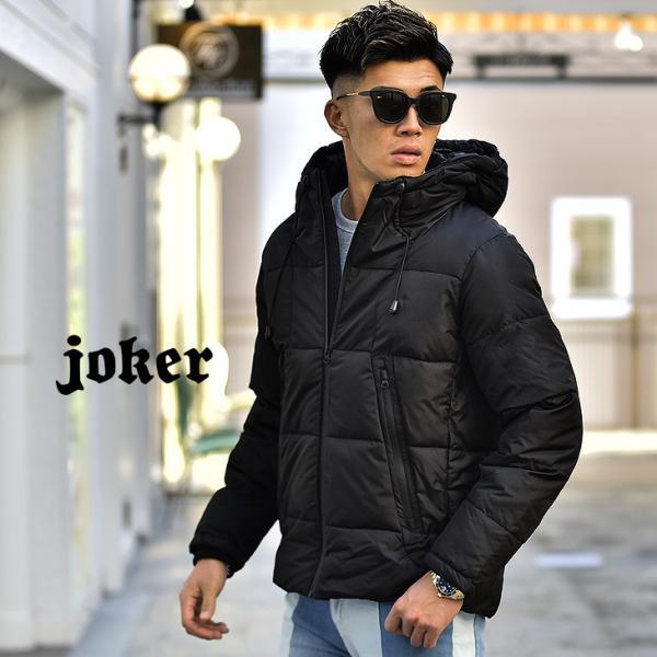 ジャケット 中綿ジャケット メンズ ジャケット ブルゾン コート アウター S LL XL 防寒 秋 冬 送料無料|evergreen92