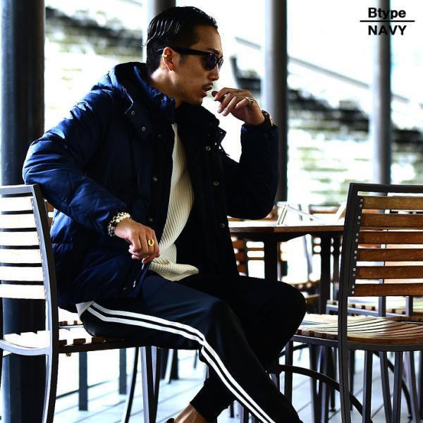 ジャケット 中綿ジャケット メンズ ジャケット ブルゾン コート アウター S LL XL 防寒 秋 冬 送料無料|evergreen92|16