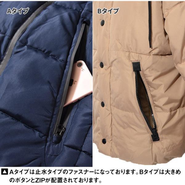 ジャケット 中綿ジャケット メンズ ジャケット ブルゾン コート アウター S LL XL 防寒 秋 冬 送料無料|evergreen92|21