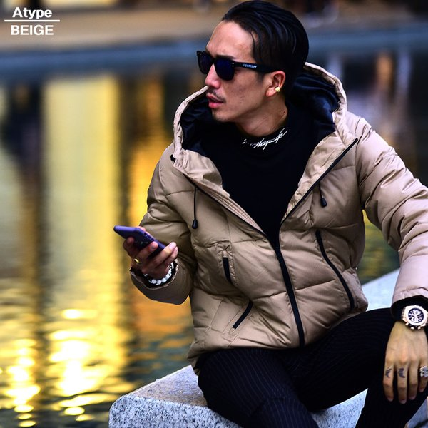 ジャケット 中綿ジャケット メンズ ジャケット ブルゾン コート アウター S LL XL 防寒 秋 冬 送料無料|evergreen92|09