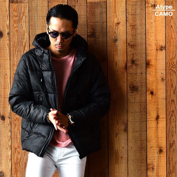 ジャケット 中綿ジャケット メンズ ジャケット ブルゾン コート アウター S LL XL 防寒 秋 冬 送料無料|evergreen92|10