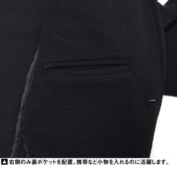 コート メンズ ジャケット テーラードジャケット スーツ イタリアンカラー コート 細身 タイト 無地 襟 グレー ブラック|evergreen92|15