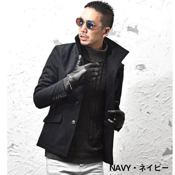 ジャケット メンズ テーラードジャケット スーツ イタリアンカラー ジャケット アウター 細身 タイト 無地 襟 グレンチェック|evergreen92|13