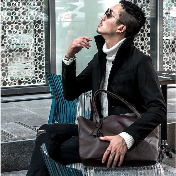 ジャケット メンズ テーラードジャケット スーツ イタリアンカラー ジャケット アウター 細身 タイト 無地 襟 グレンチェック|evergreen92|06