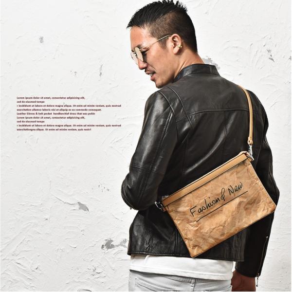 クラッチバッグ メンズ 鞄 カバン クラッチ PVC クリアクラッチバッグ クリア素材 クリアバック クラッチバック 肩掛け evergreen92 04
