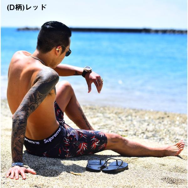 水着 メンズ スイムウェア 海パン サーフパンツ 水陸両用 ショートパンツ ハーフパンツ 短パン ショーツ スポーツ|evergreen92|20