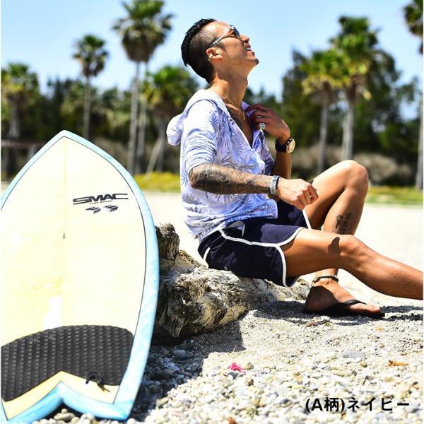 水着 メンズ スイムウェア 海パン サーフパンツ 水陸両用 ショートパンツ ハーフパンツ 短パン ショーツ スポーツ|evergreen92|06