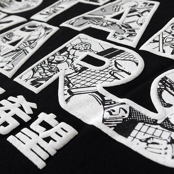 スターウォーズ Tシャツ メンズ 半袖 STARWARS ブラック 黒 レッド 赤 プリント キャラクター グッズ ダースベイダー ロゴ|eversoul|05