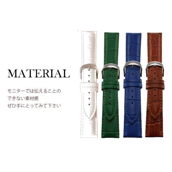 腕時計 ベルト 革 COLORS 腕時計バンド時計をお洒落にバネ棒外しプレゼント腕時計 ベルト 腕時計バンド 革 腕時計 メンズ (時計 ベルト 18mm 19