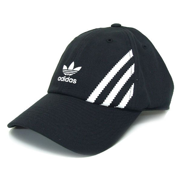 アディダスキャップadidas帽子メンズレディースオリジナルリサイクルOriginalsRECYLEDSSTEV7698BLAC