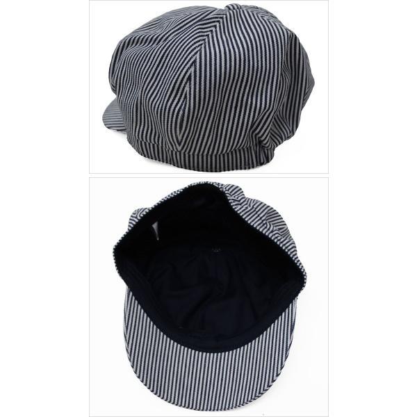 キャスケット メンズ 大きいサイズ 帽子 61cm対応 オールド6方キャスワークキャップ exas 02