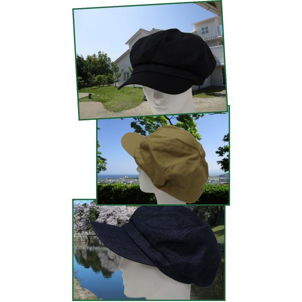 キャスケット メンズ 大きいサイズ 帽子 61cm対応 オールド6方キャスワークキャップ exas 03
