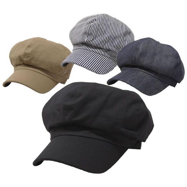帽子キャスケットメンズレディースオールド6方レールキャップ