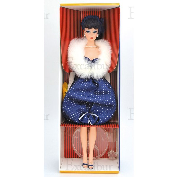 【バービー在庫処分】ゲイ・パリジェンヌ バービー Gay Parisienne Barbie|excalibur|02