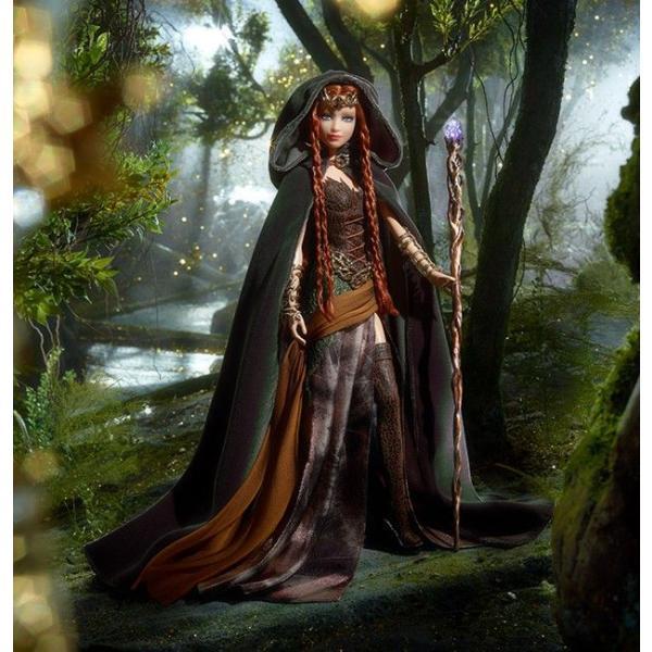 【バービー在庫処分】ファラウェイ フォレスト エルフ バービー Faraway Forest Elf Barbie|excalibur|06