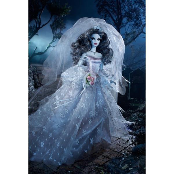 【バービー在庫処分】ホーンテッド ビューティ ゾンビブライド バービー Haunted Beauty Zombie Bride|excalibur