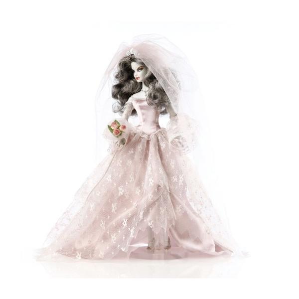 【バービー在庫処分】ホーンテッド ビューティ ゾンビブライド バービー Haunted Beauty Zombie Bride|excalibur|05