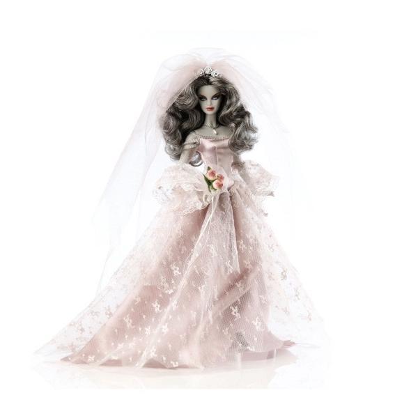 在庫★ホーンテッド ビューティ ゾンビブライド バービー Haunted Beauty Zombie Bride|excalibur|06