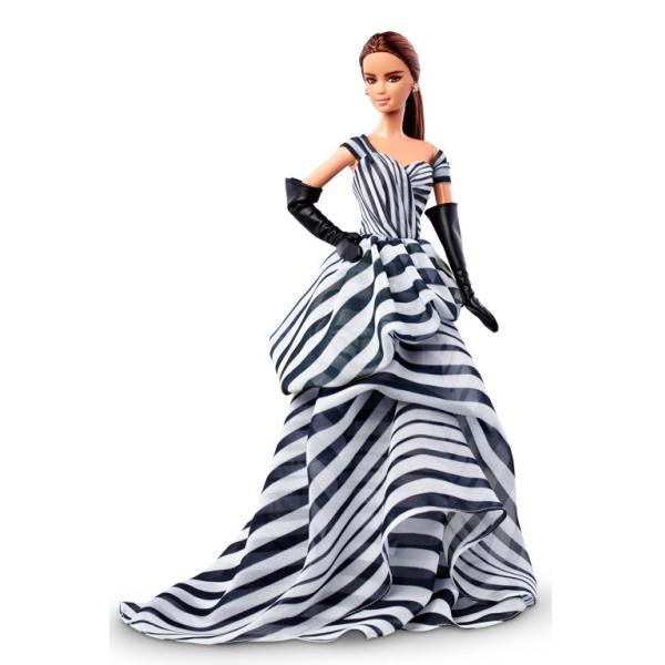 在庫★プラチナラベル シフォン ボール ガウン バービー Chiffon Ball Gown Barbie DGW59|excalibur