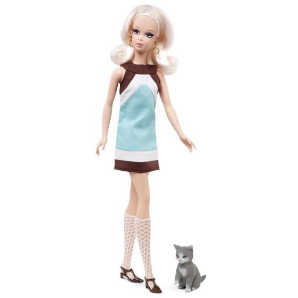 在庫★フランシー キティー コーナー バービードール Kitty Corner Francie Doll|excalibur