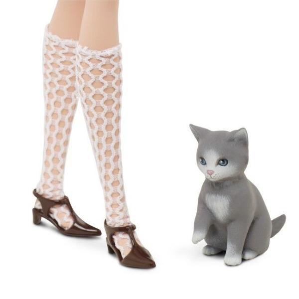 在庫★フランシー キティー コーナー バービードール Kitty Corner Francie Doll|excalibur|03