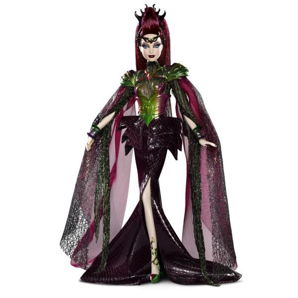 【バービー在庫処分】エンプレス・オブ・ザ・エイリアン・バービー Empress of the Aliens Barbie|excalibur