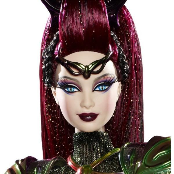 【バービー在庫処分】エンプレス・オブ・ザ・エイリアン・バービー Empress of the Aliens Barbie|excalibur|02