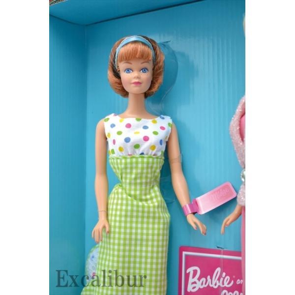 バービー&ミッヂ(ミッジ) 50周年記念 ギフトセット Barbie and Midge 50th Anniversary Gift Set|excalibur|05