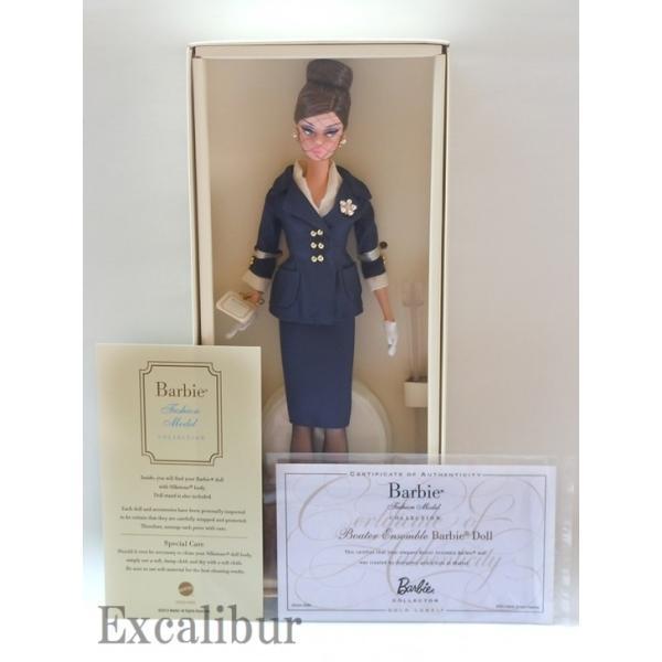 【バービー在庫処分】ボーター・アンサンブル バービー Boater Ensemble Barbie|excalibur|04