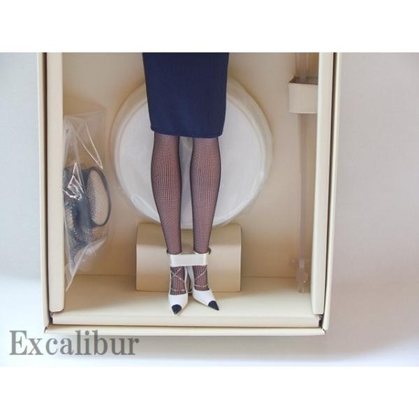 【バービー在庫処分】ボーター・アンサンブル バービー Boater Ensemble Barbie|excalibur|06