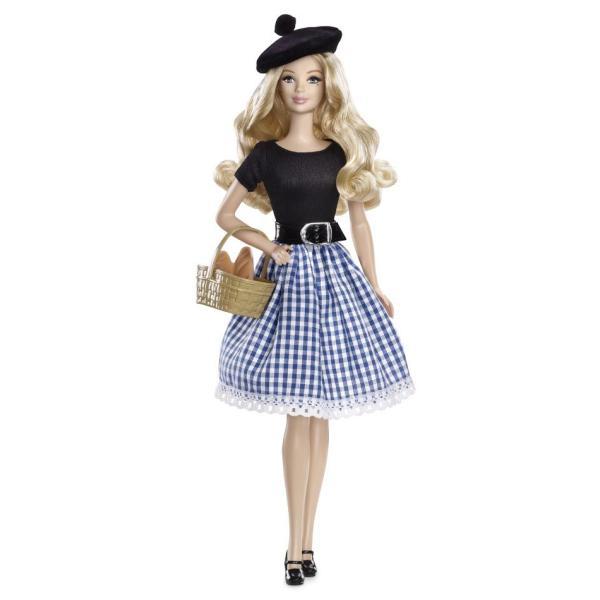 【バービー在庫処分】フランスバービー France Barbie|excalibur