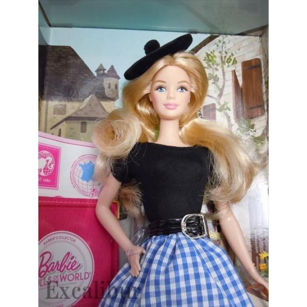 【バービー在庫処分】フランスバービー France Barbie|excalibur|04