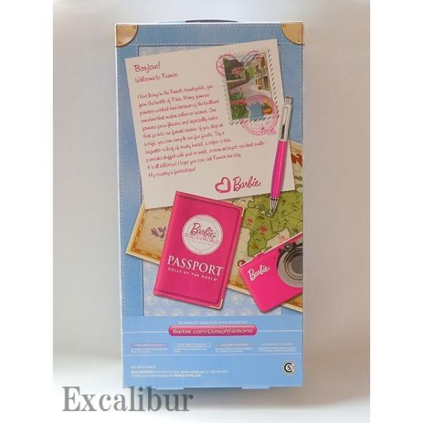 【バービー在庫処分】フランスバービー France Barbie|excalibur|05