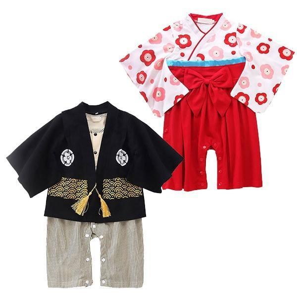 551ae32199e85 袴オール ロンパース 女の子 のおすすめ 人気ファッション通販
