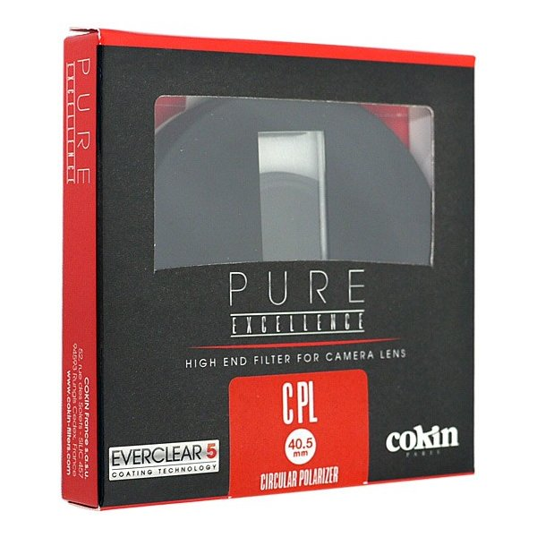 Cokin 真ちゅう枠 PLフィルター 40.5mm CE164B405A